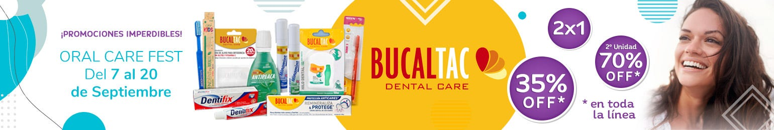 Bucaltac Oral Care Fest