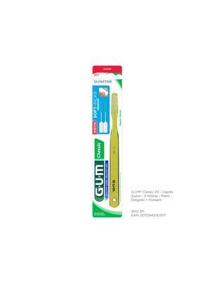 Gum Cepillo Dental Classic 311 Suave