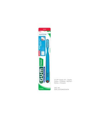 Gum Cepillo Dental Classic 411 Suave
