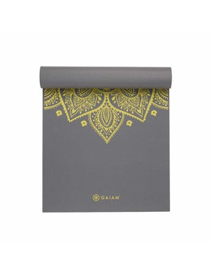 Gaiam Mat Yoga 6mm Surf 61 x 172