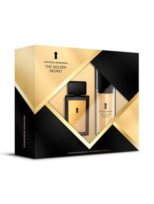 Antonio Banderas Cofre The Golden Secret Men Eau de Toilette & Desodorante 100 ml