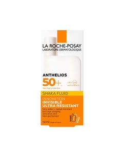 Anthelios Protector Solar Ultra Shaka Fluido Invisible SPF 50+ 50 ml