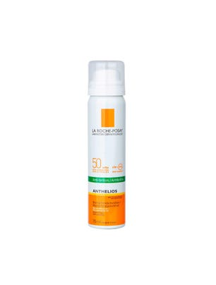 Anthelios Protector Solar Bruma Facial Toque Seco Rostro y Ojos FPS 50+ 75ml