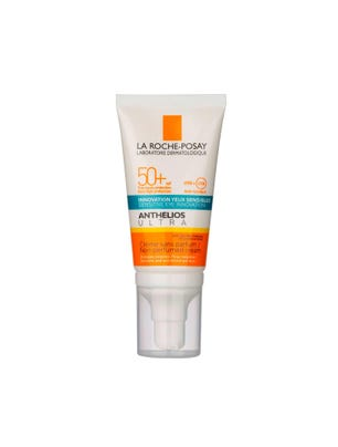 Anthelios Ultra Crema Rostro y Ojos FPS 50+ 50 ml