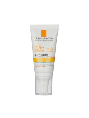 Anthelios Protector Solar Crema Antipigmentación FPS 50+ 50 ml