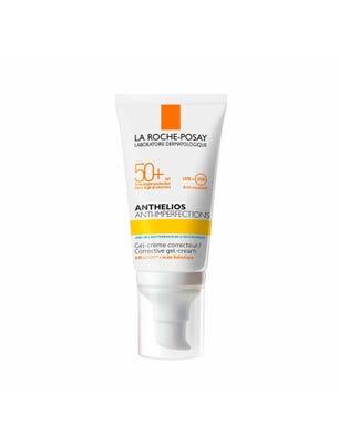 Anthelios Protector Solar Antiimperfecciones Piel grasa SPF 50+ 50ml