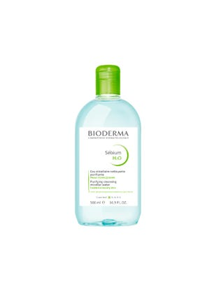 Sébium H20 Agua Micelar Limpiadora 500 ml