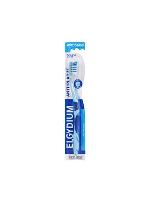 Elgydium Anti-Plaque Cepillo Dental Suave
