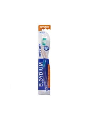 Elgydium Diffusion Cepillo Dental Medium