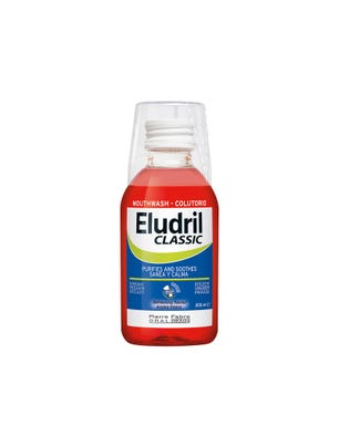 Eludril Classic Enjuague Bucal Antiséptico 200 ml