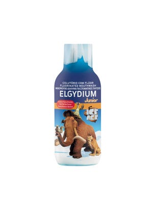 Elgydium JR LA ERA DE HIELO Enjuague Bucal 500 ml
