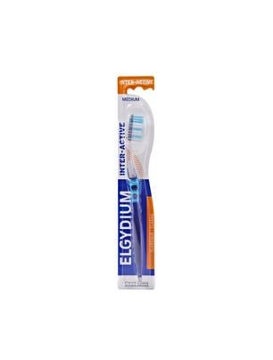 Elgydium Interactive Cepillo Dental Medium