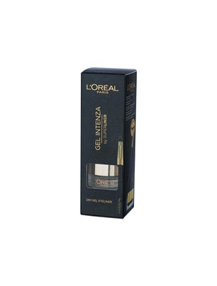 Delineador Superliner Gel Intenza 01 Pure Black 6 gr