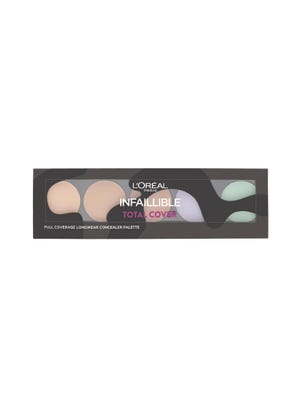 Corrector Infallible Total Cover Concealer Palette 5 ml