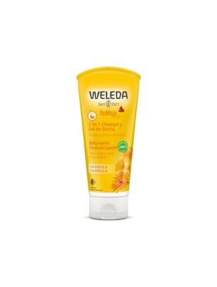 Shampoo y Gel de Ducha de Caléndula 2en1 200ml