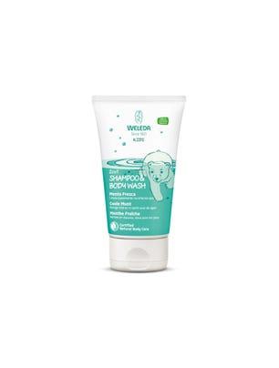 Shampoo y Gel de Ducha 2en1 Menta Fresca 150 ml
