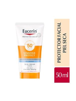 Sun Crema Facial FPS50+ x 50 ml
