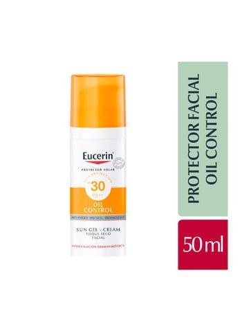 Sun Gel Crema Facial Toque Seco FPS 30 x 50 ml