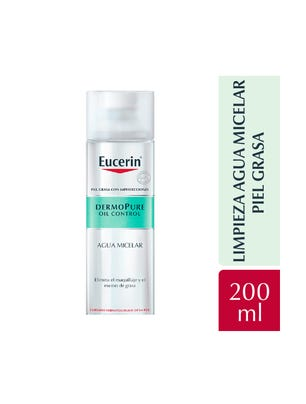 DermoPure Oil Control Agua Micelar x 200 ml