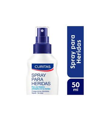 Curitas Spray para Heridas 50 ml