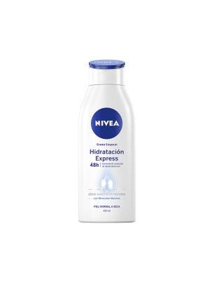 Crema Corporal Hidratación Express 400ml