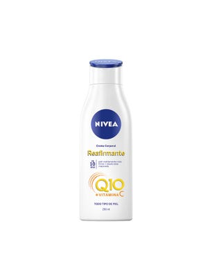Crema Hidratante Reafirmante Q10 Plus 250ml