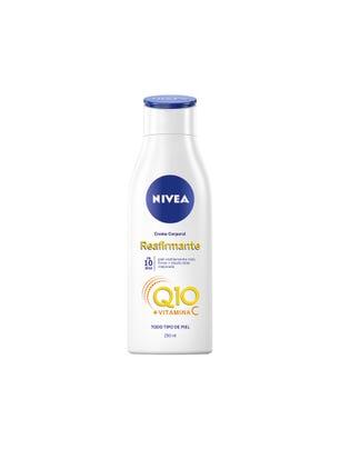 Crema Hidratante Reafirmante Q10 Plus 250ml