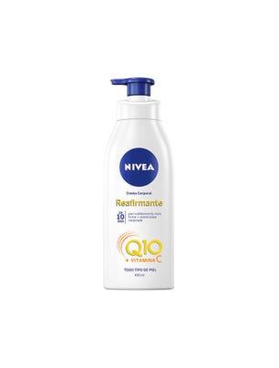 Crema Hidratante Reafirmante Q10 Plus 400ml