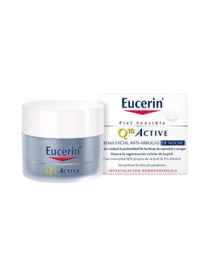 Q10 Active Crema Antiage Antioxidante Noche 50ml
