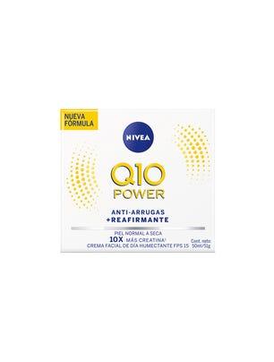 Crema Facial Q10 Power Día FPS 15 50ml