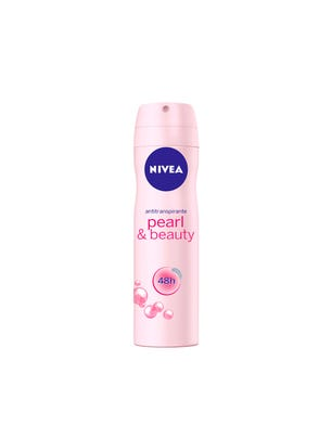 Spray Antitranspirante 48hs Pearl & Beauty 150ml