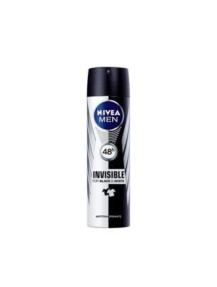 Spray Antitranspirante Invisible B&W Power For Men 150ml