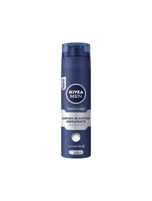 Espuma de Afeitar Hidratante Protect & Care 200ml