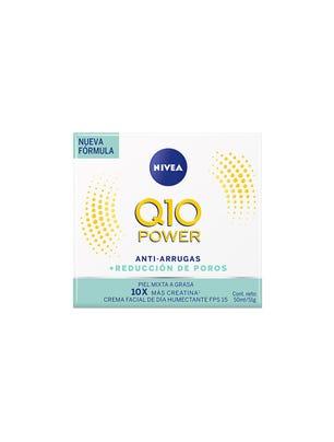 Crema Facial Q10 Power Día Light FPS 15 50ml
