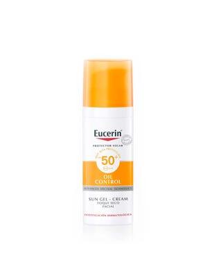 Sun Gel Crema Facial Toque Seco FPS 50+ x 50 ml
