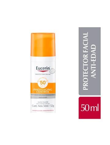 Sun Fluido Facial AntiEnvejecimiento FPS 50+ x50 ml
