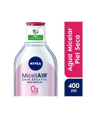 Nivea Agua Micelar Cleansing Piel seca 400 ml
