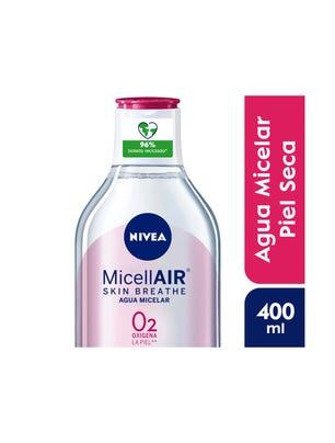 Nivea Agua Micelar para Piel Seca 400 ml