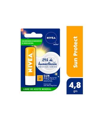 Nivea Protector Labial Sun 4
