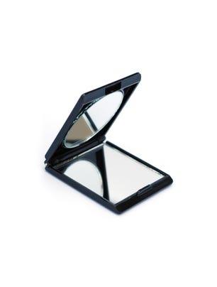 Espejo compacto para maquillar