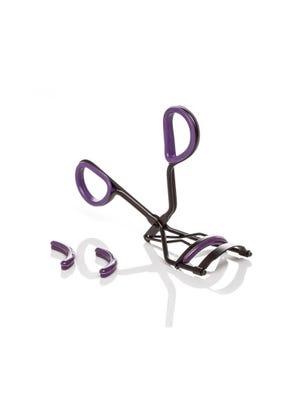 Arqueador de pestañas púrpura