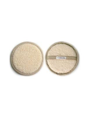 Esponja de baño de sisal y toalla