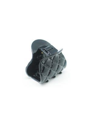 Broche de cabello en color negro (FRANCIA)