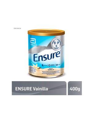 Suplemento Dietario Sabor Vainilla 400 gr