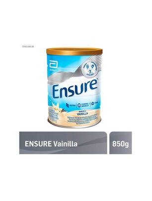 Suplemento Dietario Sabor Vainilla 850 gr