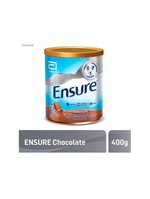 Suplemento Dietario Sabor Chocolate 400 gr