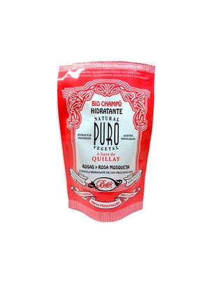 Sachet Bio Champú Hidratante Rosas - Rosa Mosqueta 220 ml
