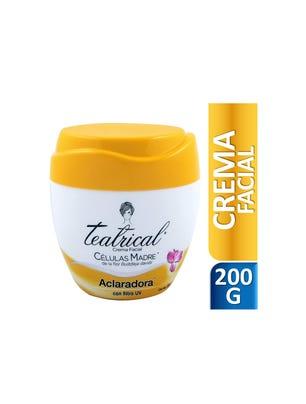 Crema Facial Aclaradora 200 gr