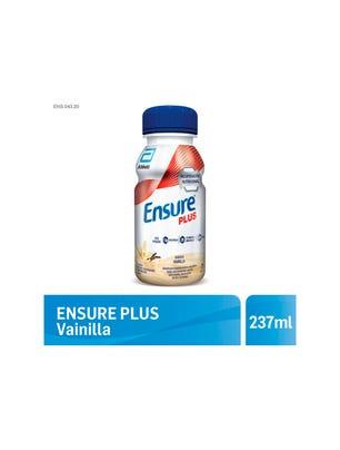 Suplemento Nutricional Plus Sabor Vainilla 237 ml