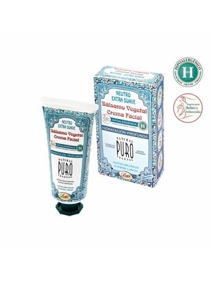 Crema Facial Neutra - Hipoalergénica 60 g